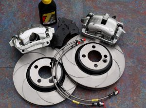 Mini Gen 1 GTT / JCW Front Big Brake Kit