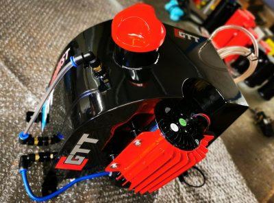 Abarth 500 GTT Powermist System