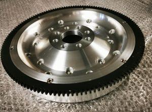 Mini Gen 1 GTT R53 Aluminium Lightweight Flywheel ( New V2 )