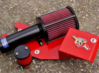 Abarth 500 GTT Cold Ram Induction System