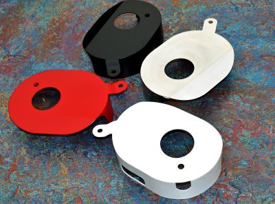 Abarth 500 GTT Coolant Cover