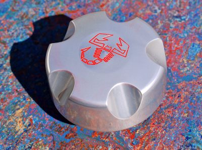 Abarth 500 GTT Oil Filler Cap