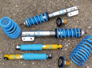 Abarth 500 Bilstein PSS Coilover Suspension Kit