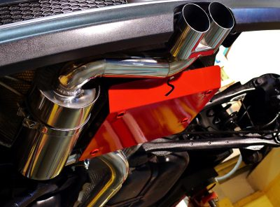 Mini Gen 1 GTT Sportlite Stainless Steel Exhaust CAT Back System