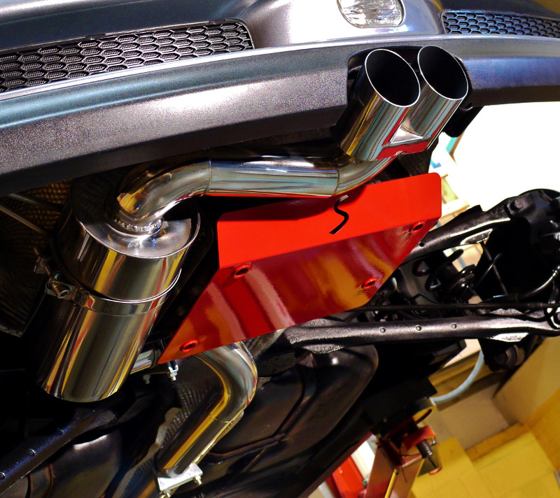 Mini Gen 1 Gtt Sportlite Stainless Steel Exhaust Cat Back System: Mini Cooper Stainless Exhaust At Woreks.co
