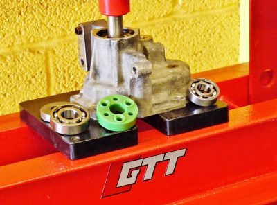 Mini Gen 1 GTT Supercharger Snout Rebuild