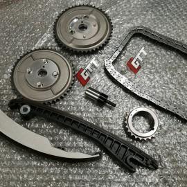 The All New GTT Adjustable Vernier Cam Sprocket V2 & Timing Chain / Tensioner Kit (Gen 1 Petrol Models)