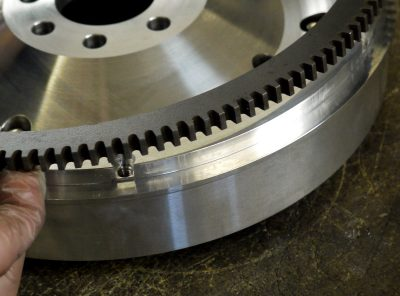 Mini Gen 1 GTT 'Ring Gear' for R53 Aluminium Lightweight Flywheel