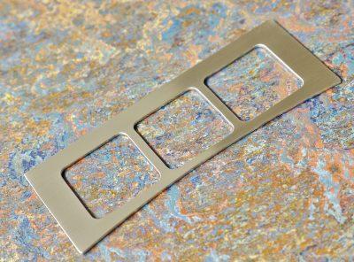 GTT AUDI TT MK1 TRIPLE SWITCH TRIM