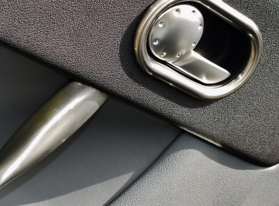GTT AUDI TT MK1 OVAL DOOR HANDLE SURROUND