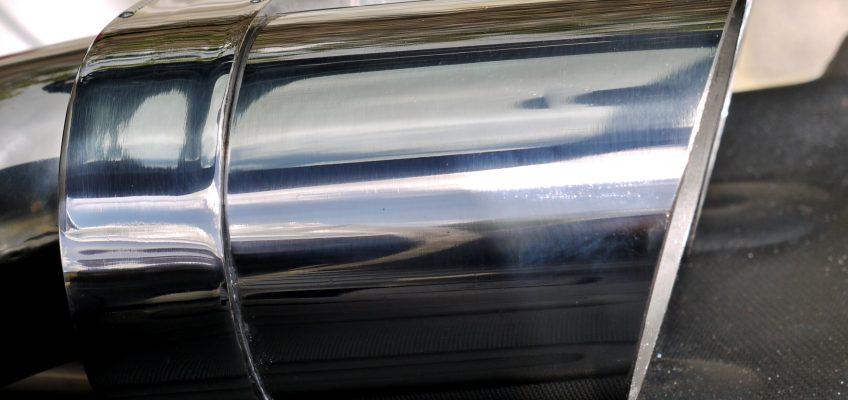 GTT R53 Sportlite Cat Back Exhaust System Revisions.
