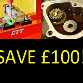 GTT Mini R52/R53 Eaton M45 Supercharger Rebuilds 5 years on.