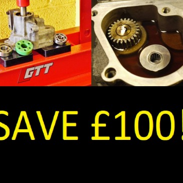 GTT Mini R52/R53 Eaton M45 Supercharger Rebuilds 5 years on.