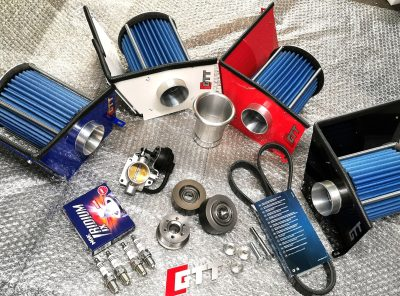 1) GTT 220 Package STAGE 1 Tuning Kit ( Gen 1 R52/R53)