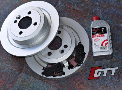 Mini Gen 2 GTT Factory JCW Rear Brake Kit