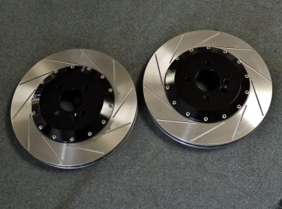GTT Gen 1 / 2 Porsche Big Brake Kit — Brake Bell & Rotor Assembly Replacement