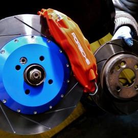 The GTT – Porsche Big Brake Kit 341mm!