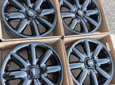 SOLD –  Mini S spoke 17″ R85 Allow wheels
