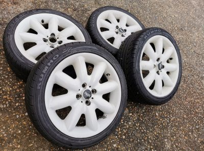 Mini S spoke 17″ R85 Allow wheels