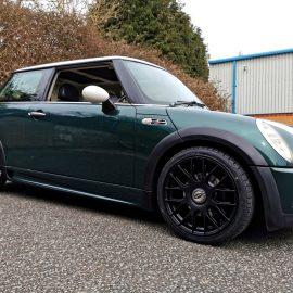 British Racing Green GTT R53 Restoration/tuning Project
