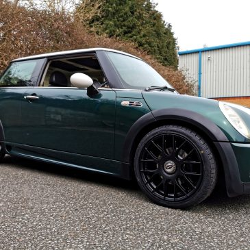 Now For Sale! British Racing Green GTT 220+ R53 Restoration/Tuning Project