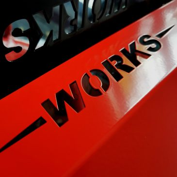 """New Product! The All New GTT """"WORKS"""" Under Tray (R53/R52)"""