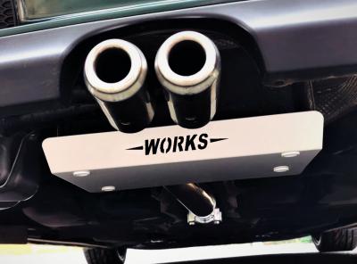 Mini Gen 1 GTT 'WORKS' Rear Under Tray / Battery Shield